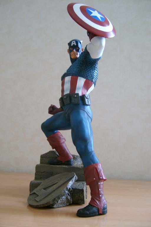 Avengers Reborn - CAPTAIN AMERICA Ca01110