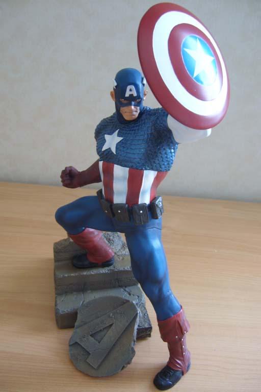 Avengers Reborn - CAPTAIN AMERICA Ca01210