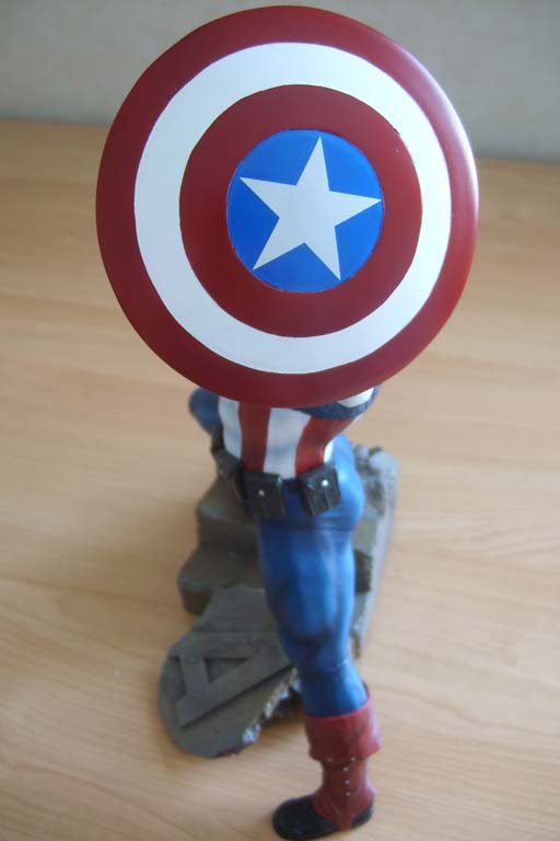 Avengers Reborn - CAPTAIN AMERICA Ca01310