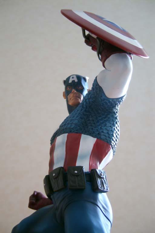 Avengers Reborn - CAPTAIN AMERICA Ca01410
