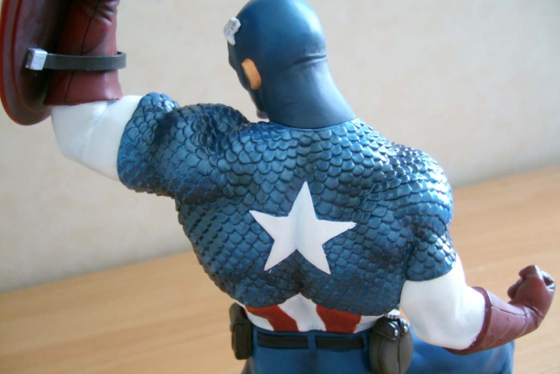 Avengers Reborn - CAPTAIN AMERICA Ca01810