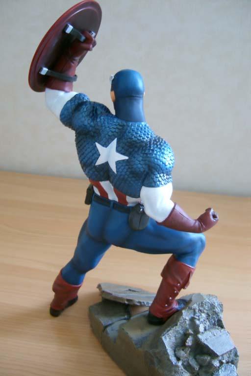 Avengers Reborn - CAPTAIN AMERICA Ca01910