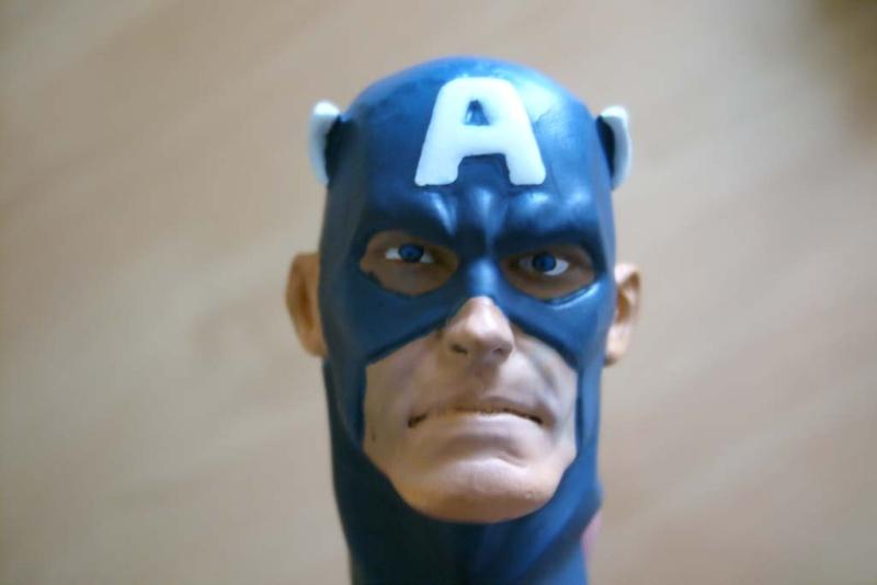 Avengers Reborn - CAPTAIN AMERICA Cat0110