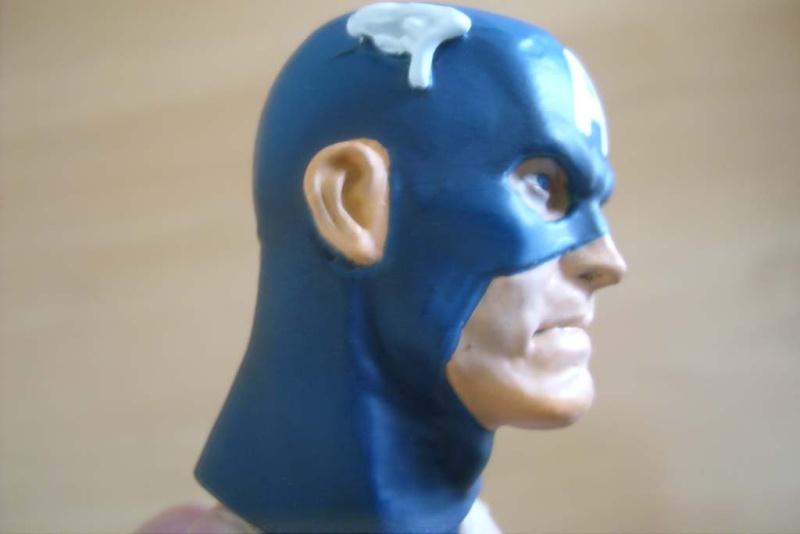 Avengers Reborn - CAPTAIN AMERICA Cat0310