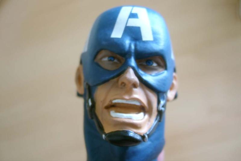 Avengers Reborn - CAPTAIN AMERICA Cat0410