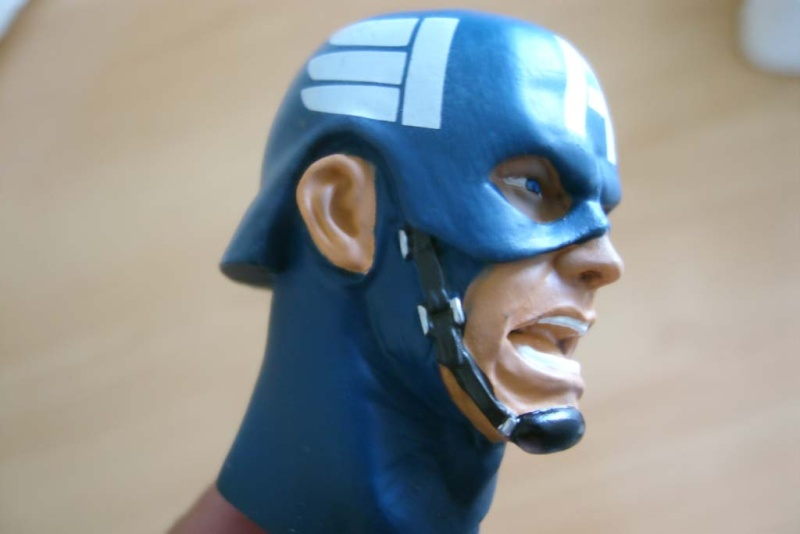 Avengers Reborn - CAPTAIN AMERICA Cat0510