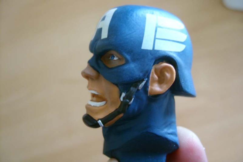 Avengers Reborn - CAPTAIN AMERICA Cat0610