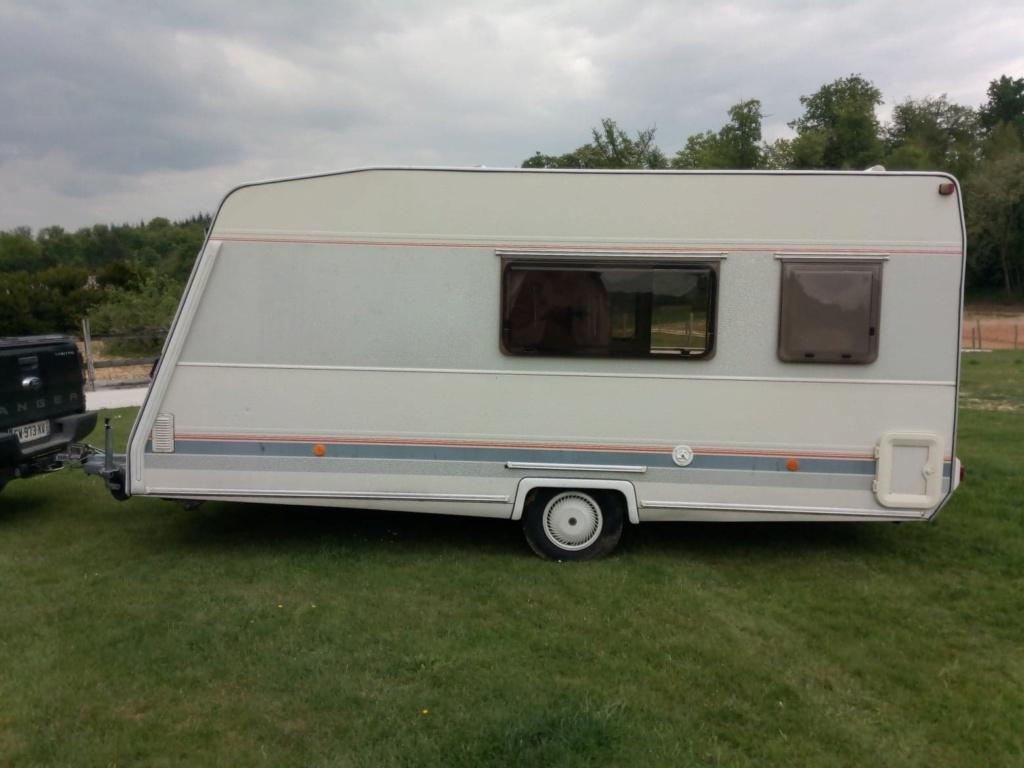 [VENDU] caravane 60290310