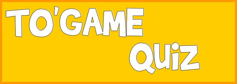 To'Game Quiz : des cadeaux à gagner ! Togame10