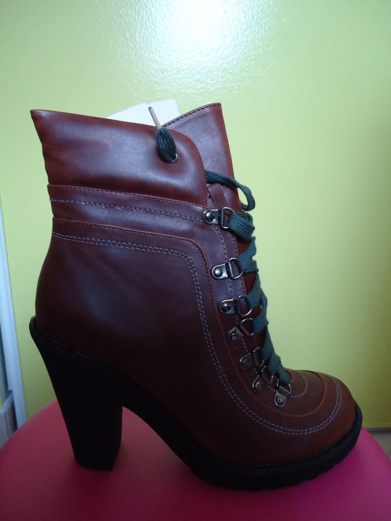 Bottines NEUVES T38 Bottin10