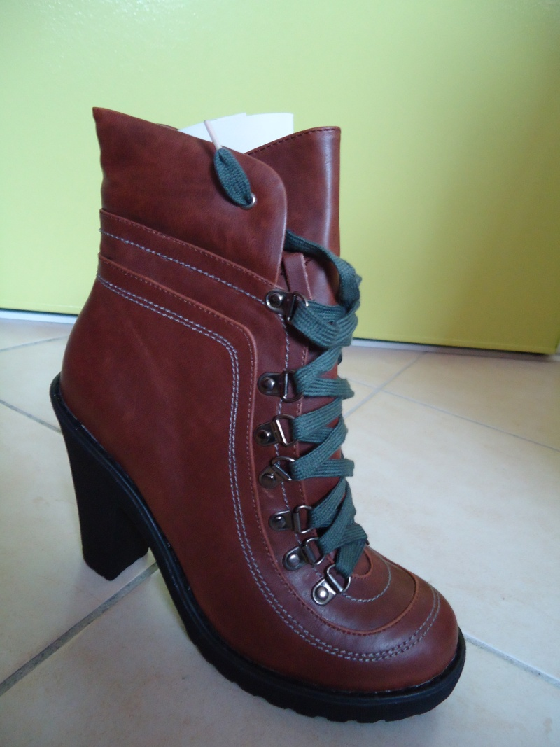 Bottines NEUVES T38 Bottin11