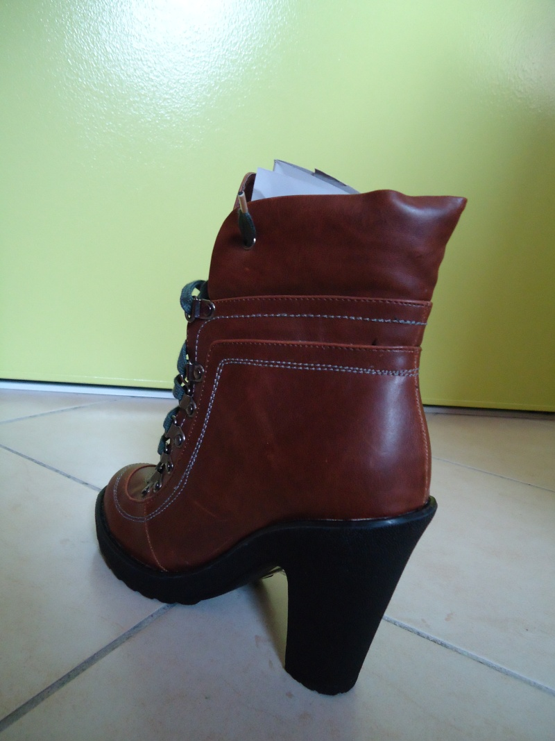 Bottines NEUVES T38 Bottin12