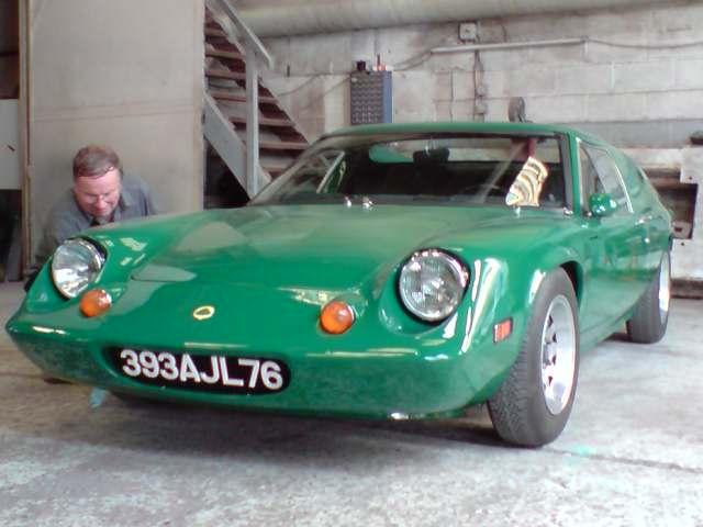 une lotus europe de sauvée P2304110