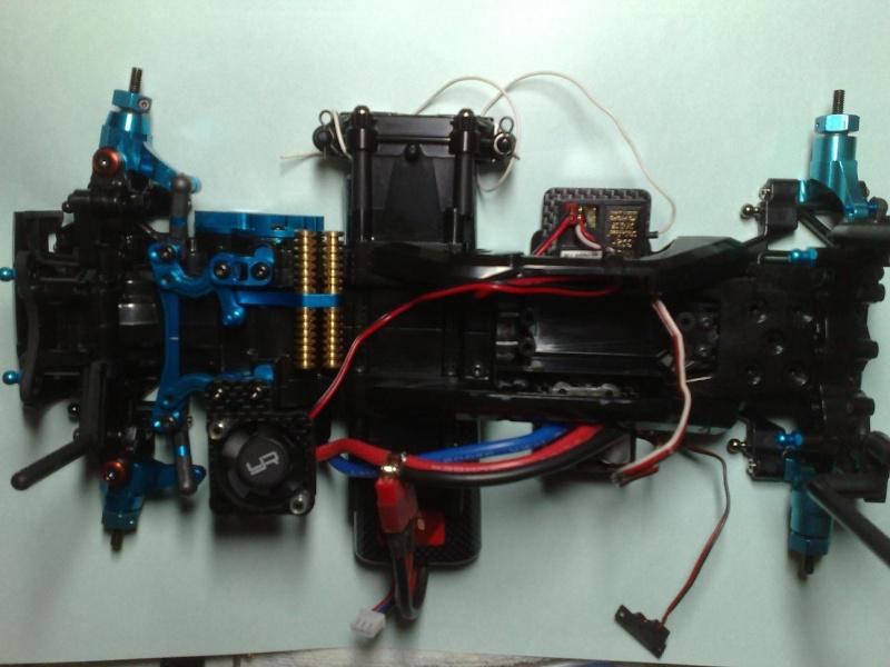Mini MO5 motor fan heatsink 19102010