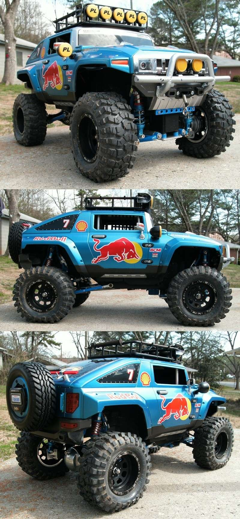 Scale builds Hummer11