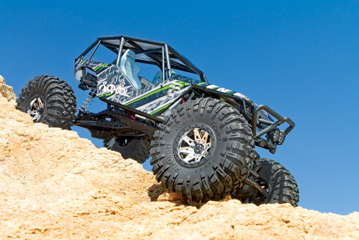 ***New Axial 2.2 Scale Rig** Truck_16