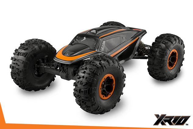 Axial XR 10 crawler Xr10-t10