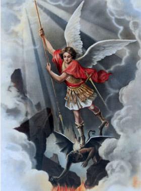 Saint Michel Archange Ange-g10