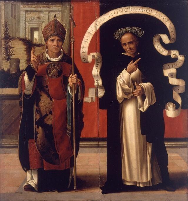Saint Vincent Ferrier Saint110