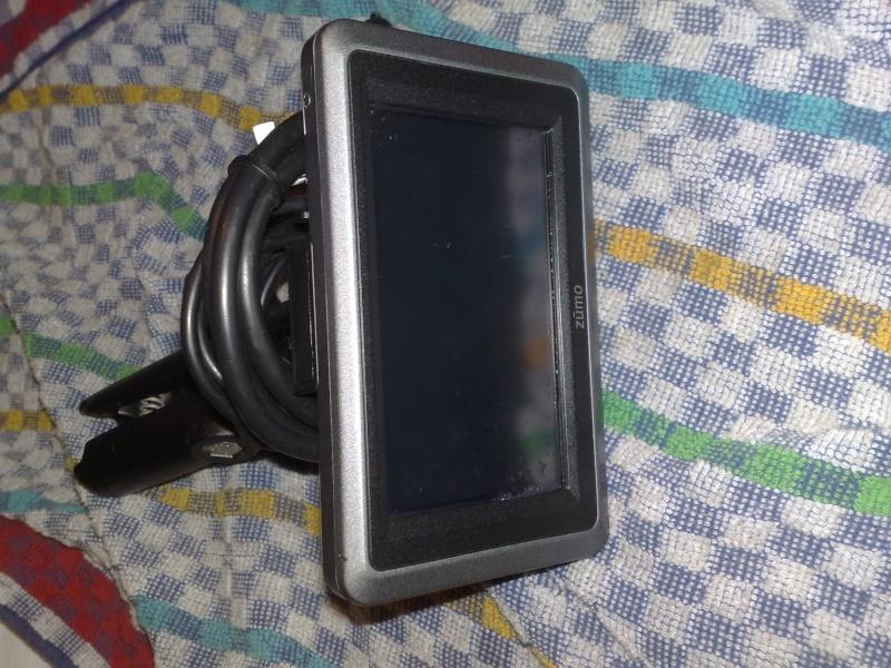 Vend GPS Zümo + support 30032010