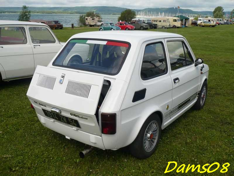 Photos de R15 & R 17 en arrière plan Fiat_110
