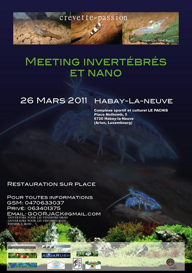 bourse en Belgique à Habay-La-Neuve ( Arlon / Luxembourg ) le 26-03-2011 001110