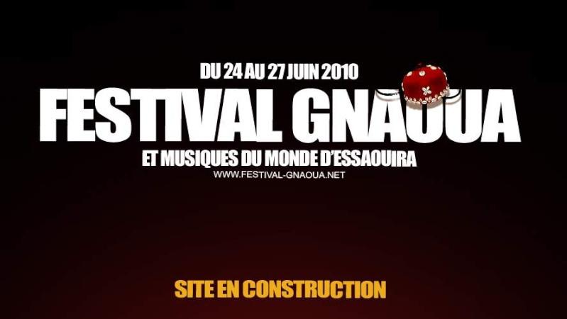 Festival Gnaoua 2010 Festiv10