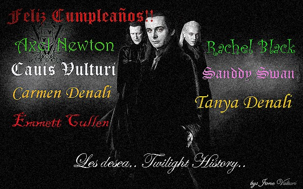 Rol Crepusculo - Twilight Home Marzo11