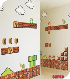 Stickers Nintendo Mario310
