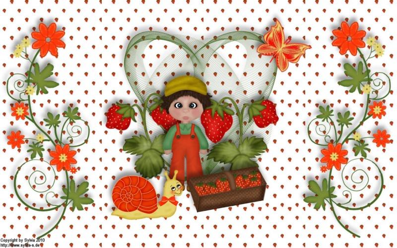 Fruit / Veggies Erdbee11