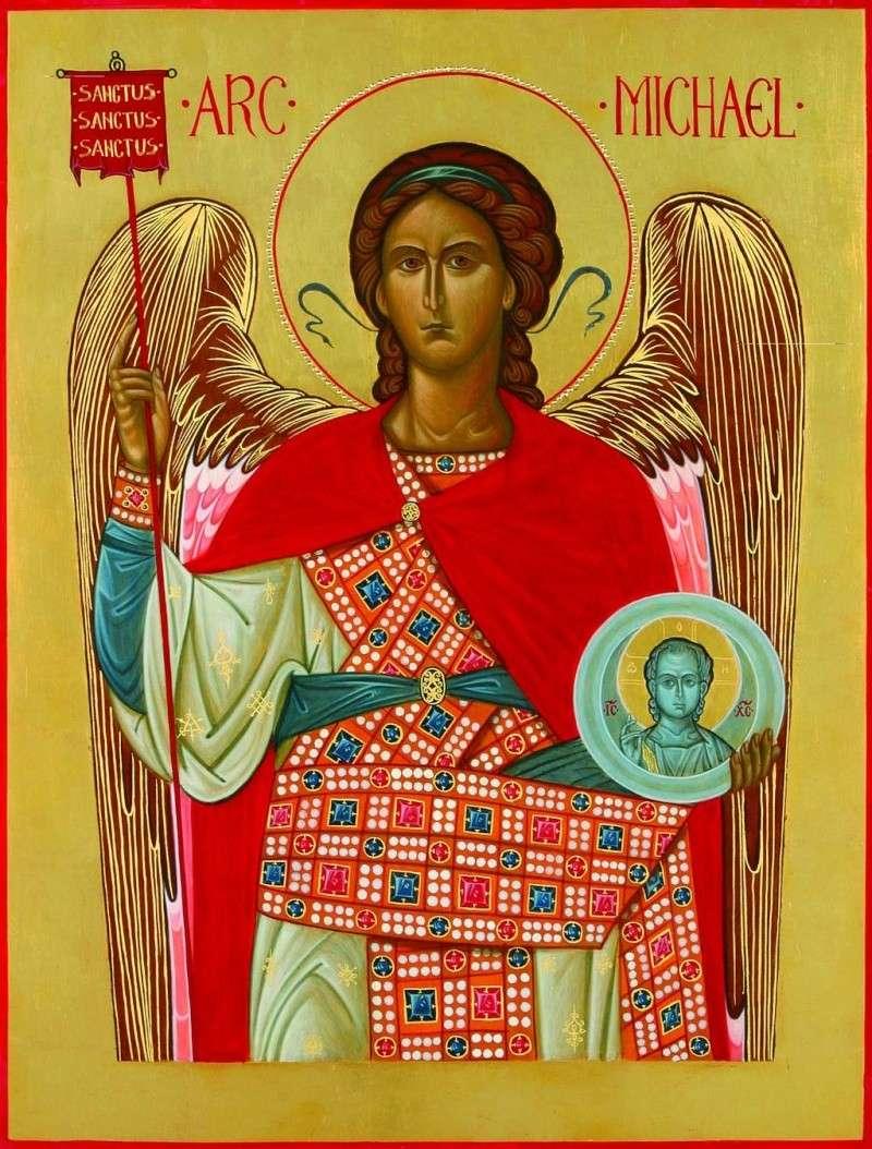 Messaggio dall' Arcangelo Michele Arcang10