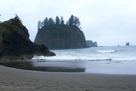 Playas de la Reserva  La-pus10