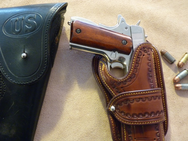 """""""The WILD BUNCH PIKE HOLSTER"""" by SLYE P1000752"""