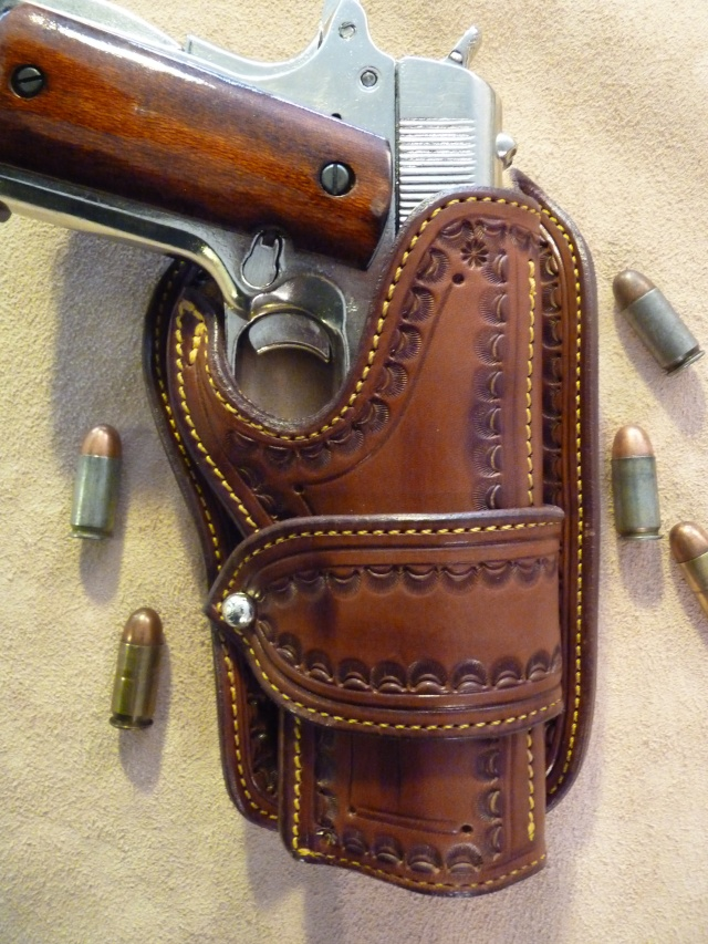 """""""The WILD BUNCH PIKE HOLSTER"""" by SLYE P1000755"""