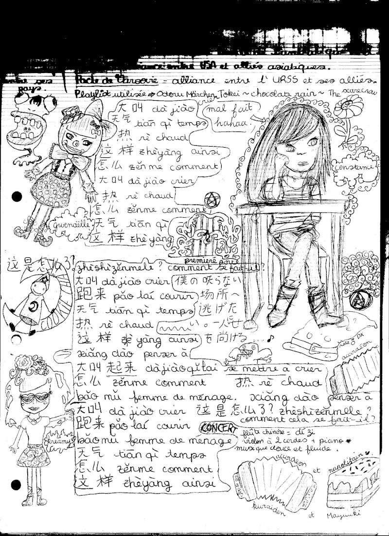 Dessins en cours - Page 5 Histoi10