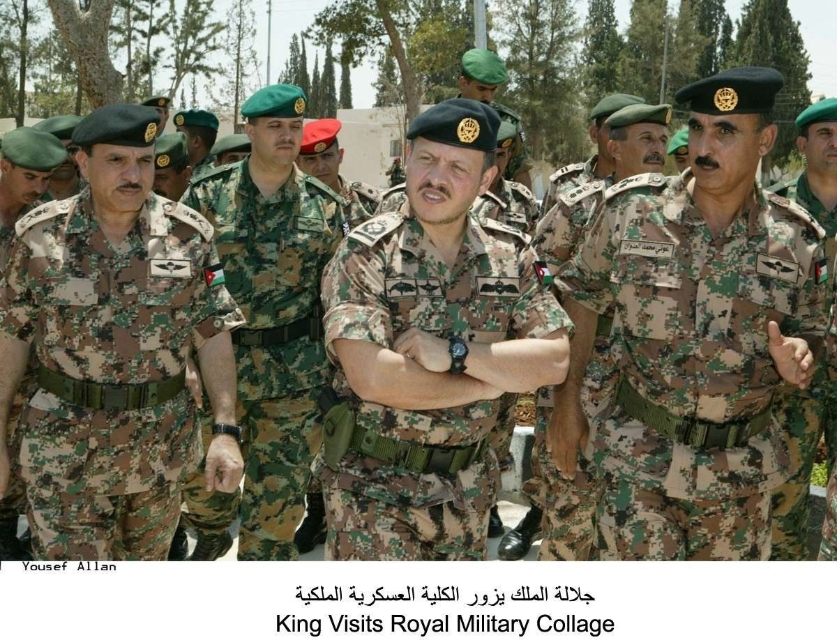 صور جلالة الملك عبد الله الثاني بن الحسين المعظم 4970i10