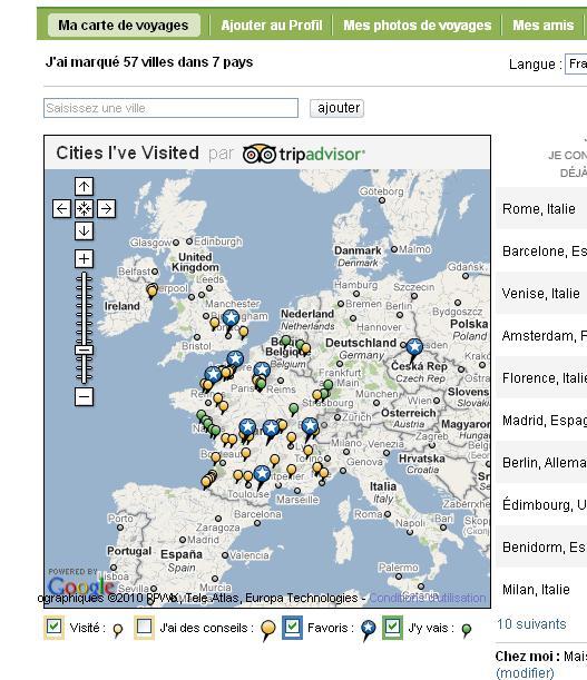 Et vous, quels sites, services & applis utiles utilisez-vous sur le net ? - Page 2 Cities10