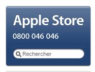 Personnaliser le bouton Rechercher Apples10