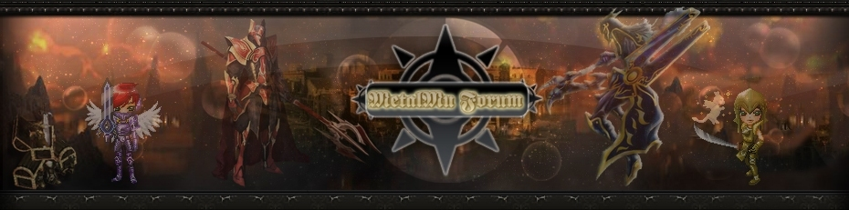 METALMU FORUM - Malaysia MuOnline Discussion