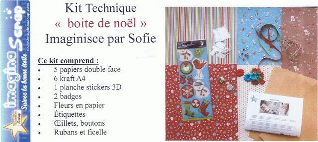 LIVE de noël : Le pas à pas ... 00221