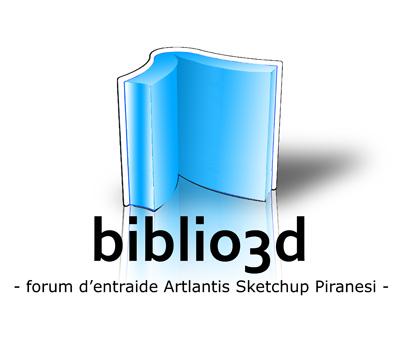 challenge :  création de la bannière du forum  Biblio15