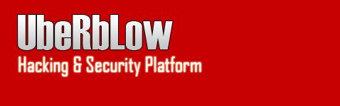 UbeRbLow Hack Team