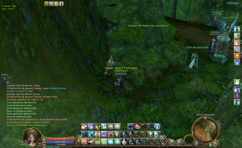 Vos Screens ( joueurs) Aion0128