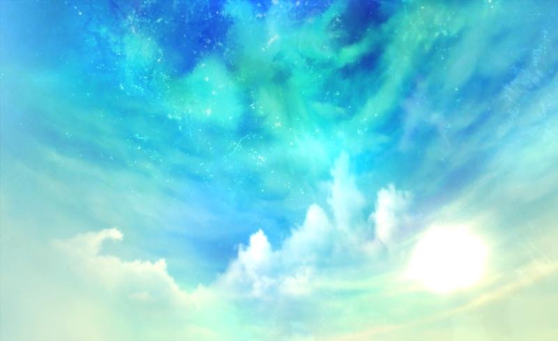 [Concour] Le plus beau screen de ciel d'aion. Aion0137
