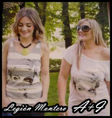 Legión Montero Club de Fans Amaia Montero e Idoia Montero