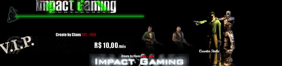 Impact Gaming GPL e NSK
