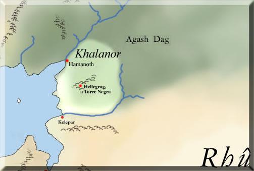 Khalanor, o Reino do Exílio Khalan10