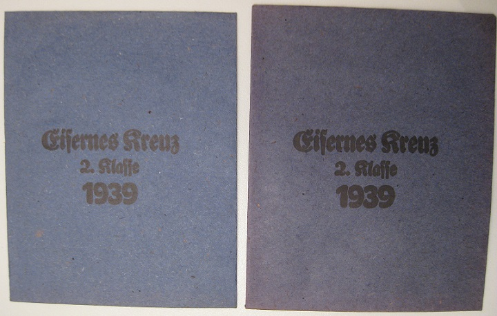 2 sachets pour EK2 Carl Forster & Graf Cf0110
