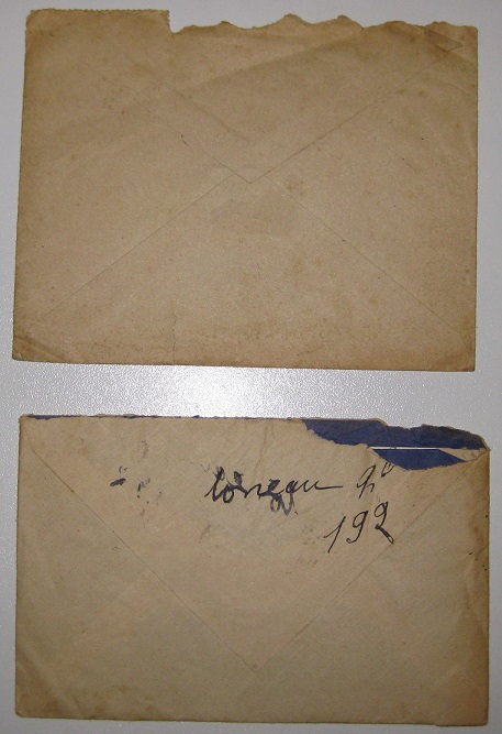 Lot de courriers fin 19e pour estimation et vente Lettre15