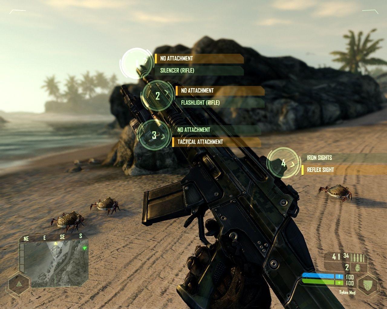 In-Game Screenshots Crywar10